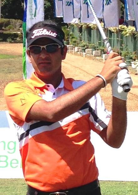 Chiragh Kumar finished T9 in the Manila Masters