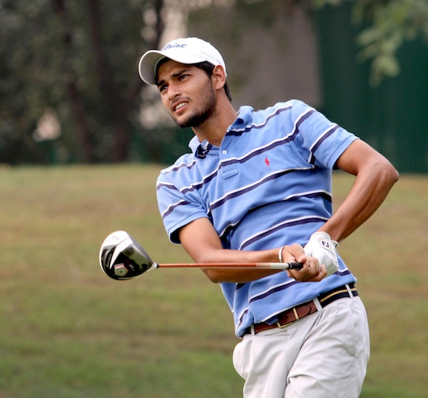 Panchkula Player Angad Cheema