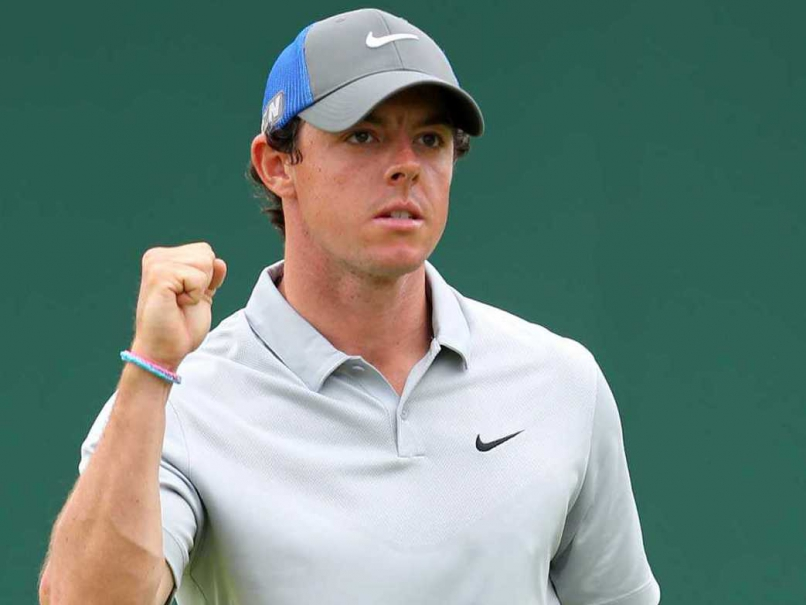 Rory wins bet with Dad