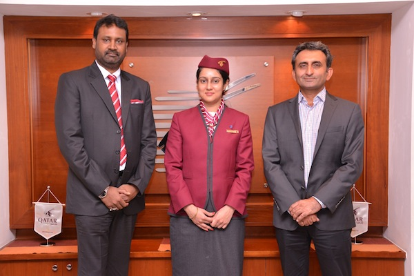 PGTI and Qatar Airways announce partnership