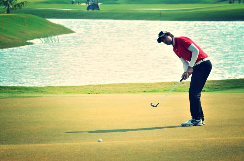 Feroze Garewal finished T18 at the Ambassador ADT in Chinese Taipei