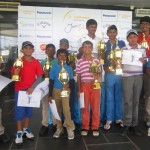Junior Golf Winners