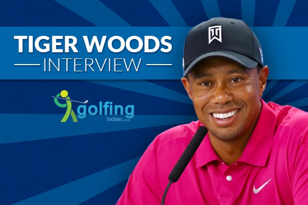 Tiger Woods shares his thoughts on golf, life lessons and how India could be a gamechanger in the sport