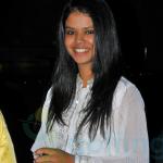 Vani Kapoor at Indian dinner