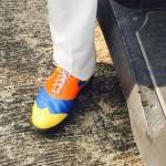 Mithun Perera's Shoes Steal Limelight at Nirmayan Charity Golf