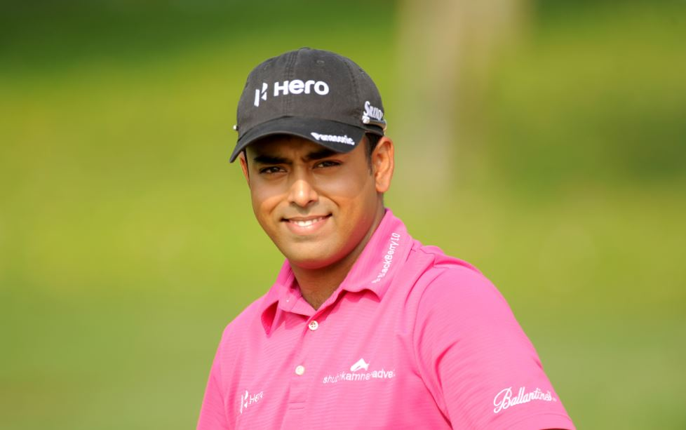 Anirban Lahiri is a prime contender from Asia for a spot at the Rio Olympics