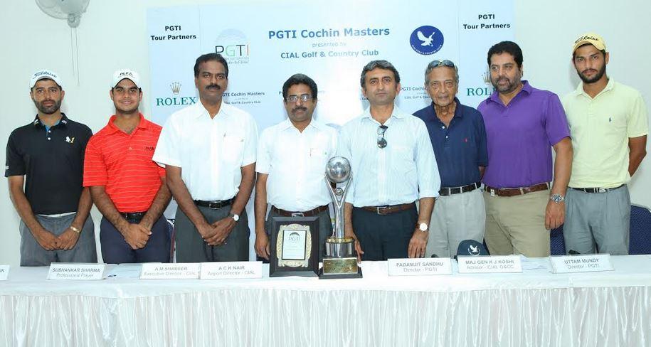 Shubhankar Sharma keen to defend Cochin Masters