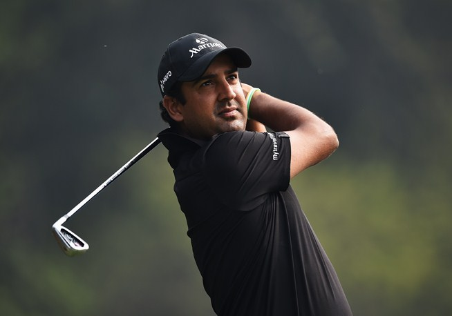 Shiv Kapur finished T46 at the Trophee Hassan II in Morocco