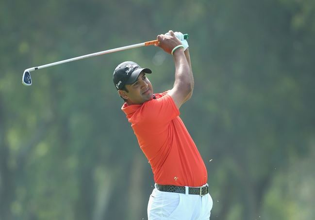 Shiv Kapur shot 71 in the final round of the China Open to finish T31