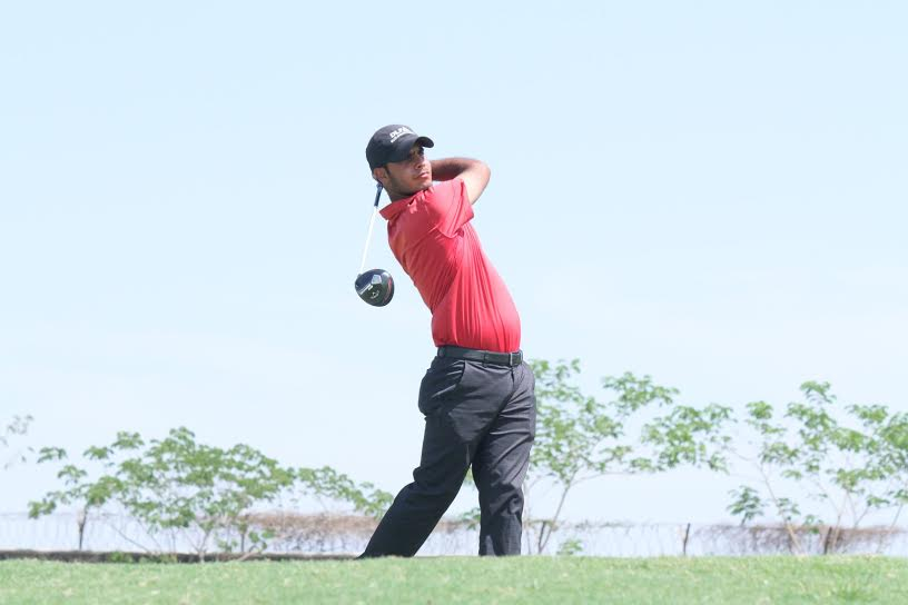 Shubhankar Sharma leads the Ahmedabad Masters by one after 36 holes