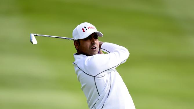 Anirban Lahiri will be in action at the Open de France