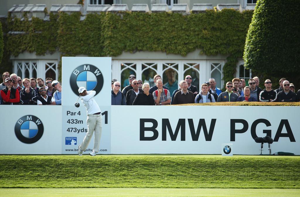 Anirban Lahiri shot 73 in the final round to finish T55 at the BMW PGA Championship