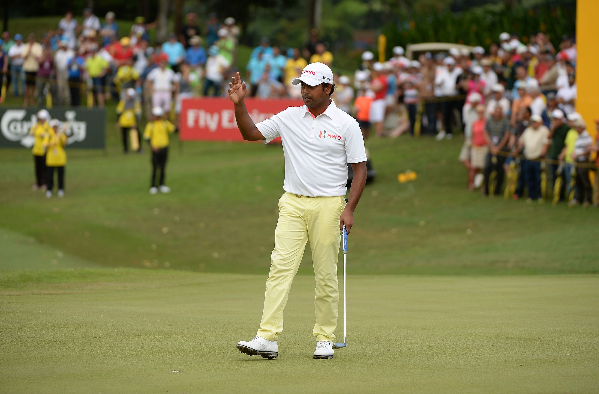 Anirban Lahiri has been the brightest star on the Asian Tour this season