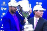 Gaganjeet Bhullar wins Shinhan Donghae Open