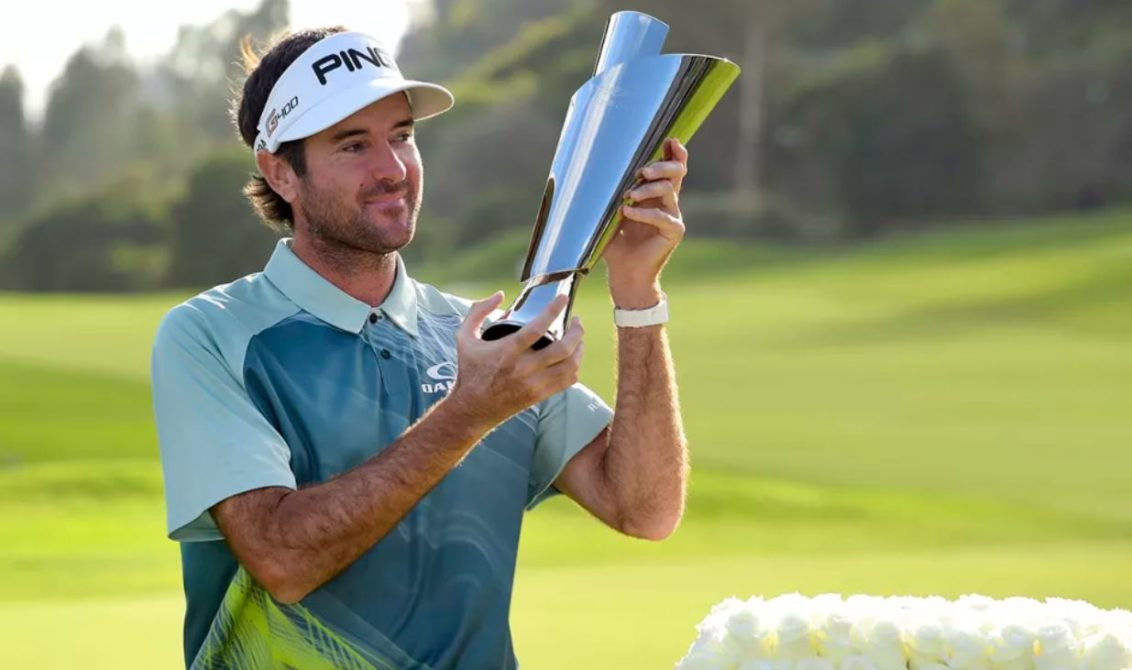 Bubba Watson Ends Drought With Genesis Open Title Anirban In T