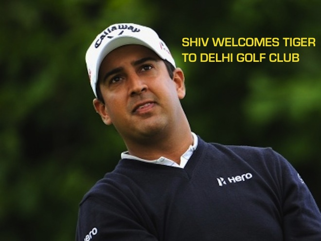 Shiv Kapur on Tiger Woods