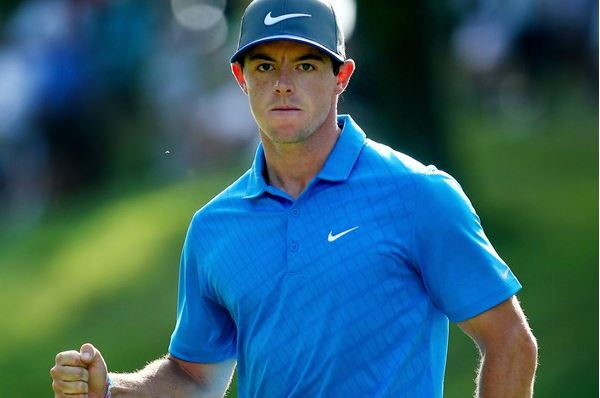 Rory McIlroy wins the Race to Dubai crown for the second time in three years
