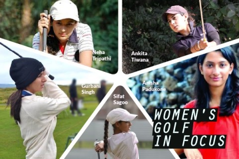 Golfingindian.com story on women's golf in India
