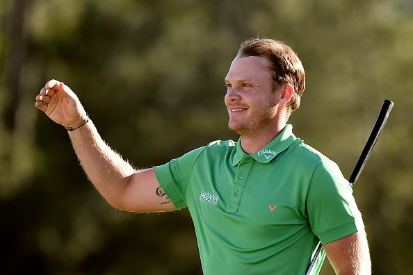 Danny Willett is the Masters champion