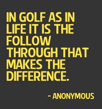 Golf Quotes To Lift You Up