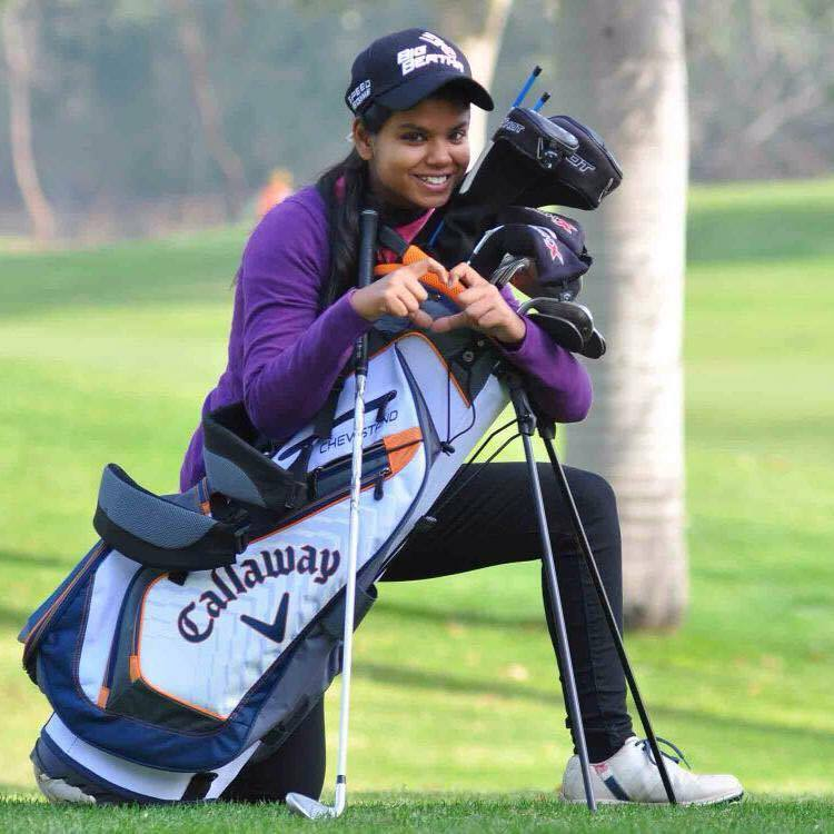 Vani Kapoor Golf Bag Now