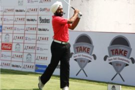 Sujjan Singh - Round 1 Joint Lead
