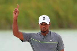 Tiger played well at the start of the third round