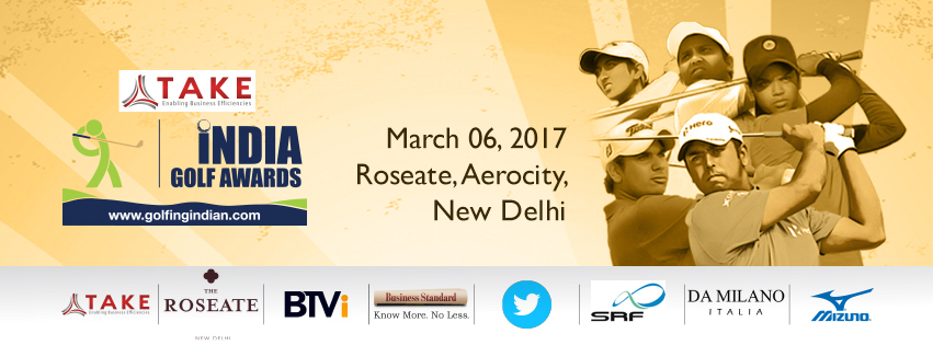 India Golf Awards 2017