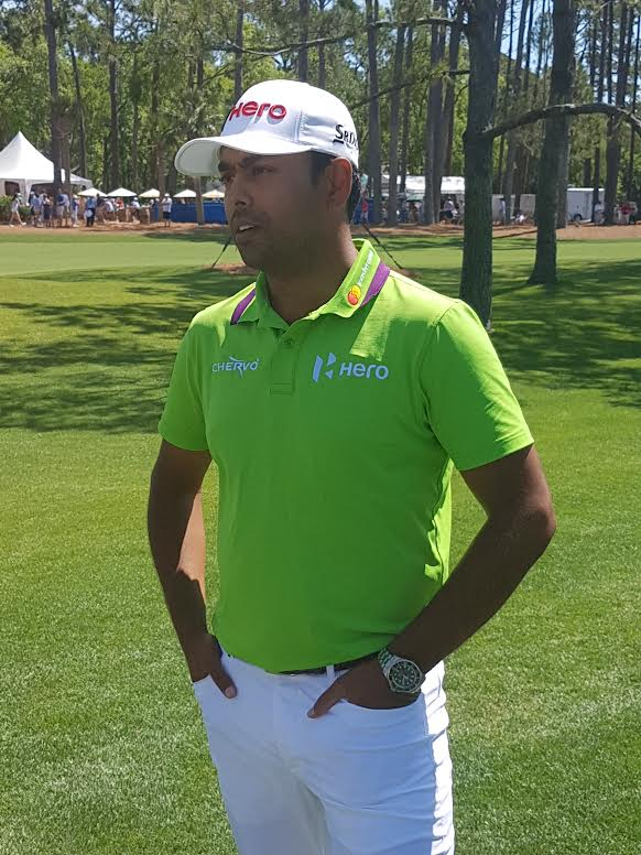 Anirban Lahiri - RBC Heritage - Golf By TourMiss