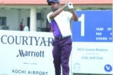 Anura Rohana shares rd 3 lead with Harendra Gupta at PGTI Cochin Masters 2017