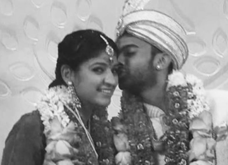 Neha Tripathi Is Married