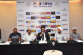 Press Conference - Pune Open