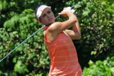Lexi Thompson leading Rd 2 of Kingsmill Championship