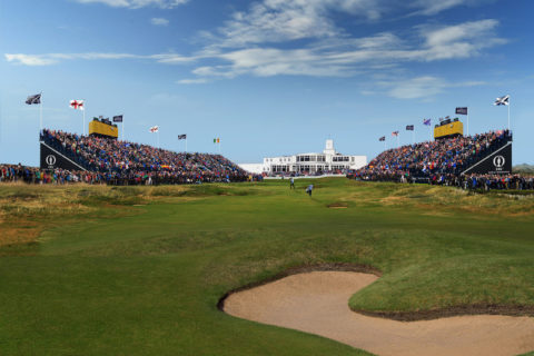 The Open At Birkdale