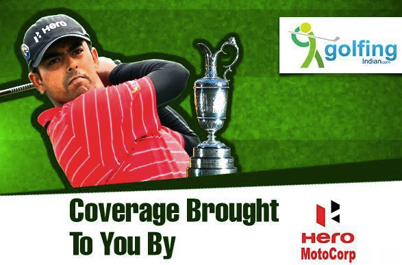 Golfing Indian's coverage of the Presidents Cup was brought to you by Hero MotoCorp