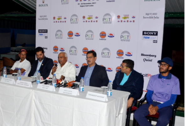 IndianOil Servo Masters Golf