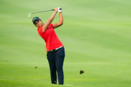Vani Kapoor in the Hero Women's Indian Open
