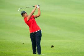 Vani Kapoor in the Hero Women's Indian Open