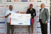 Sharmila wins Second leg of 2018 Hero WPGT
