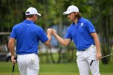 Team Europe score first point in EurAsia Cup 2018