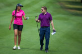 Aditi Ashok returns to action at the Canberra Classic