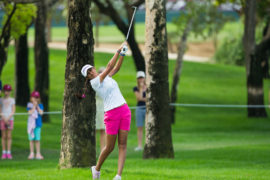 Aditi Ashok finished T7 in Carbera Classic