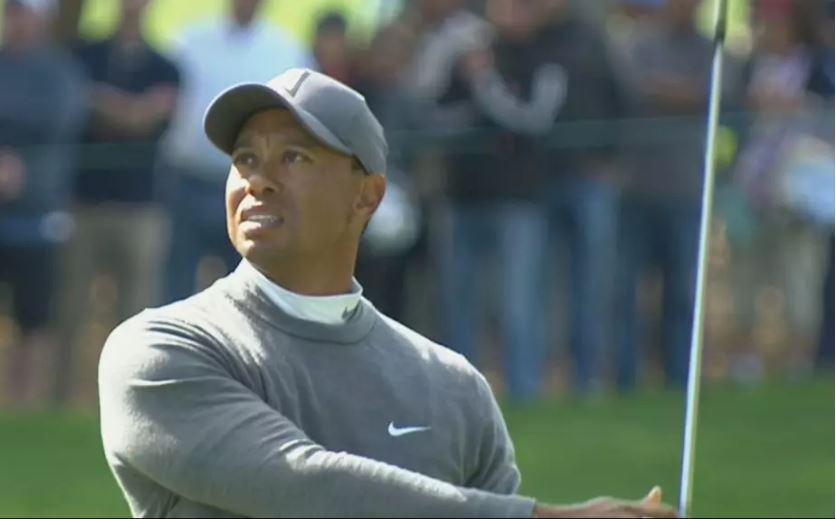 Tiger Woods The Masters 2018