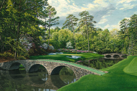 Amen Corner - an interpretation by Linda Hartough