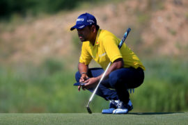 Anirban Lahiri played well in the Byron Nelson Championship