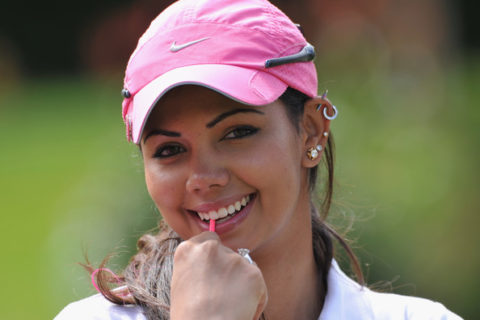 Sharmila Nicollet finished T16 in Hong Kong Ladies Open