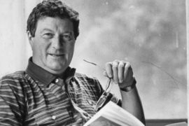 Peter Thomson was instrumental in the development of golf in India and Asia
