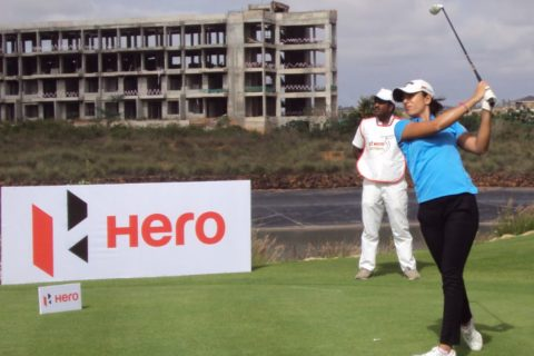 Tvesa Malik leads round 1 of seventh leg