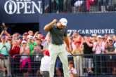 Francesco Molinari wins the Open Championship