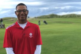 Robin Williams shares lead at 92nd Boys Amateur Championship